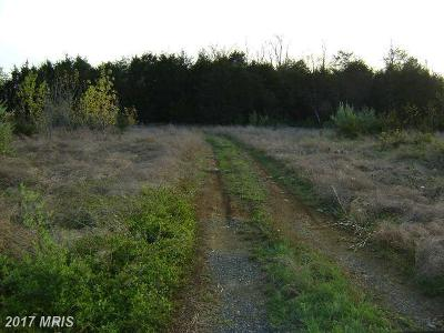 Strasburg Residential Lots & Land For Sale: Radio Station Road