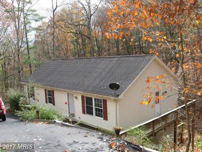 Basye Single Family Home For Sale: 190 Brian Drive