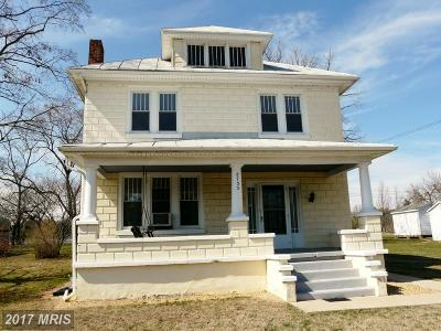Single Family Home For Sale: 9733 Congress Street