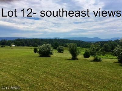 Maurertown Residential Lots & Land For Sale: Bergen Drive Lot # 12