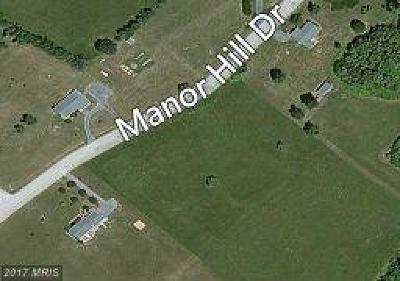 Toms Brook Residential Lots & Land For Sale: Manor Hill Drive
