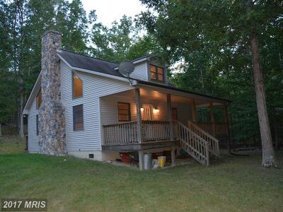 Maurertown Single Family Home For Sale: 5030 Zepp Road