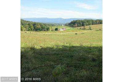 Shenandoah Residential Lots & Land For Sale: Cave Ridge Road