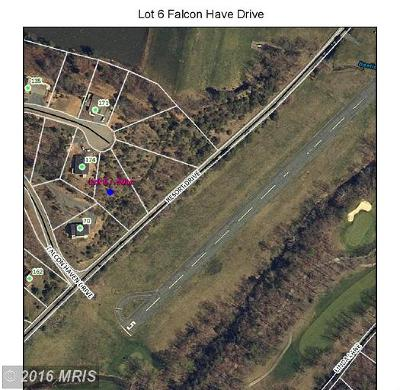 Residential Lots & Land For Sale: Falcon Haven Drive