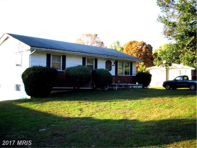 Single Family Home For Sale: 3355 Smith Creek Road