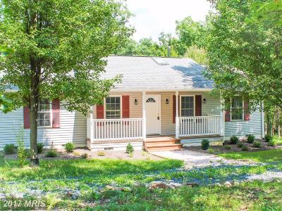 Mount Jackson Single Family Home For Sale: 14 Oak Court