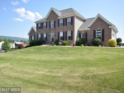 Strasburg Single Family Home For Sale: 97 Junction Overlook