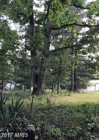 Residential Lots & Land For Sale: Crooked Run Road
