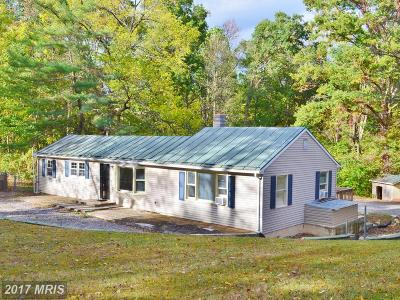 Single Family Home For Sale: 137 Hideaway Farms Road
