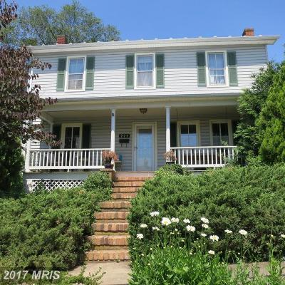 Shenandoah Single Family Home For Sale: 223 Church Street