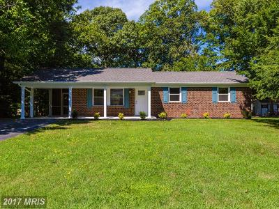 Mechanicsville Single Family Home For Sale: 25890 Hills Drive