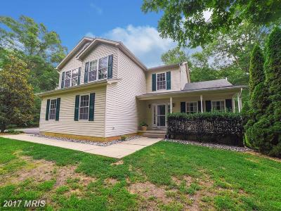 Lexington Park Single Family Home For Sale: 47755 Wickshire Drive