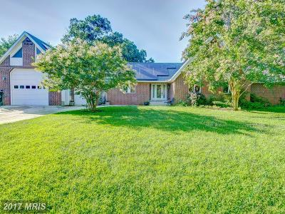 Mechanicsville Single Family Home For Sale: 39052 Cooney Neck Road