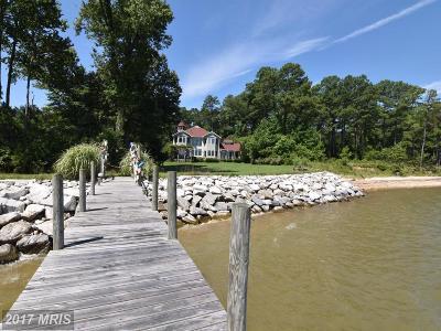 Saint Marys Single Family Home For Sale: 19770 Bay Side Drive