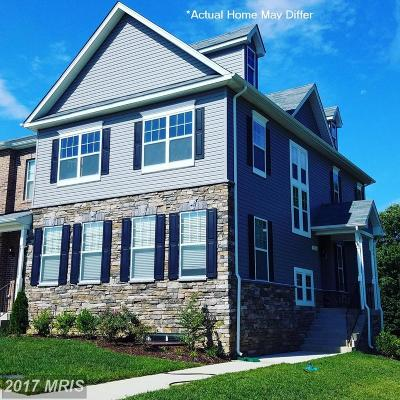 Leonardtown Townhouse For Sale: 23273 Lindsay Road