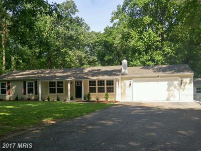 Mechanicsville Single Family Home For Sale: 39150 Golden Beach Road