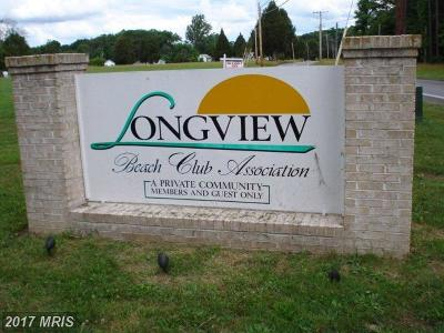 Calvert, Saint Marys, Charles Residential Lots & Land For Sale: 2 Longview Blvd