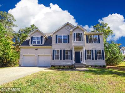 Lexington Park Single Family Home For Sale: 18324 Chestnut Street