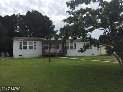 Lexington Park MD Single Family Home For Sale: $69,900