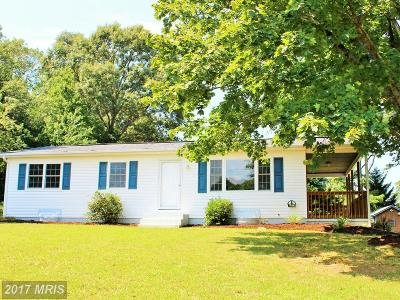 Leonardtown Single Family Home For Sale: 40616 Eddie Nelson Road