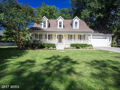 Mechanicsville Single Family Home For Sale: 40292 Dockser Drive