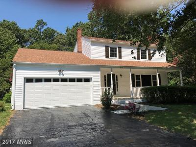 Hollywood Single Family Home For Sale: 25343 Allston Lane