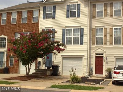 Lexington Park Townhouse For Sale: 21392 Lookout Drive