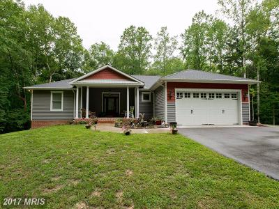 Mechanicsville Single Family Home For Sale: 26245 Rison Lane