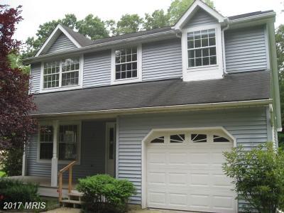 Lexington Park Single Family Home For Sale: 21407 Lee Drive