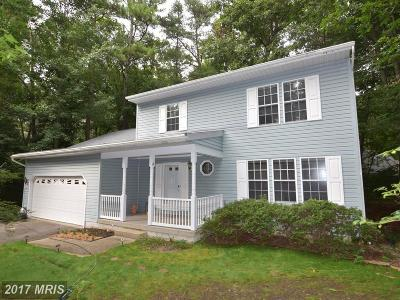 Saint Marys Single Family Home For Sale: 23290 Hickory Hollow Lane