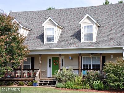 Saint Marys Single Family Home For Sale: 35558 Army Navy Drive