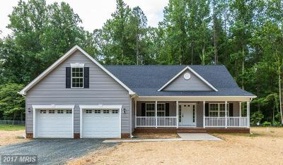 Mechanicsville Single Family Home For Sale: 27000 North Sandgates Road