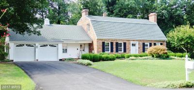 Mechanicsville Single Family Home For Sale: 39095 Deer Lane