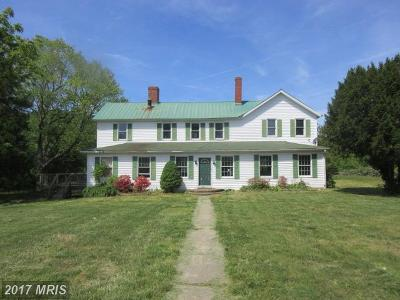 Ridge MD Single Family Home For Sale: $72,000