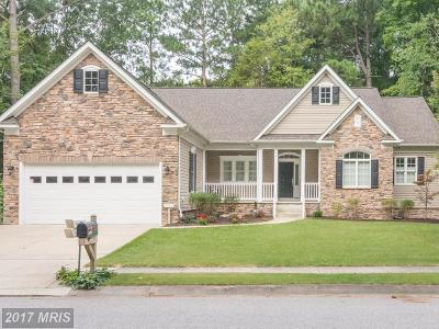 Leonardtown Single Family Home For Sale: 21717 Fairway Drive