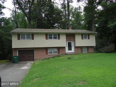 California MD Single Family Home For Sale: $50,000
