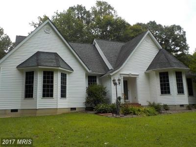 Mechanicsville Single Family Home For Sale: 26836 Ada Way