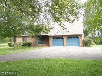 Saint Marys Single Family Home For Sale: 38844 Cobrums Wharf Road