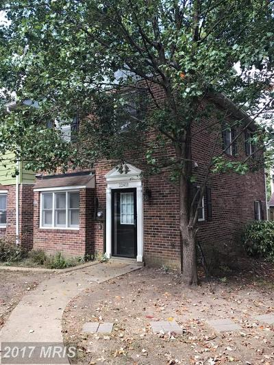 Saint Marys Rental For Rent: 22413 Greenview Court