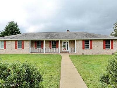 Saint Marys Single Family Home For Sale: 35683 Golf Course Drive