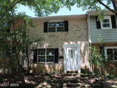 Lexington Park MD Townhouse For Sale: $49,900