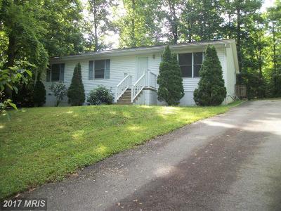 Lexington Park Single Family Home For Sale: 45654 Ford Drive
