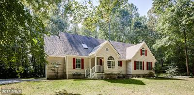 Mechanicsville Single Family Home For Sale: 26123 Forest Hall Drive
