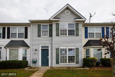 Saint Marys Townhouse For Sale: 22082 Saint Michaels Circle