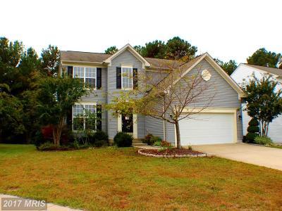 Lexington Park Single Family Home For Sale: 21335 Lookout Drive