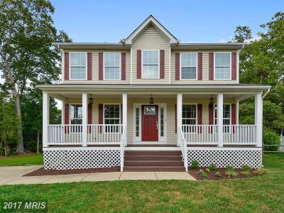 Lexington Park Single Family Home For Sale: 20854 Dove Place