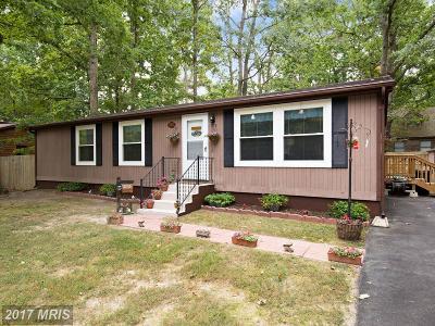 Lexington Park Single Family Home For Sale: 21643 Atalanta Street