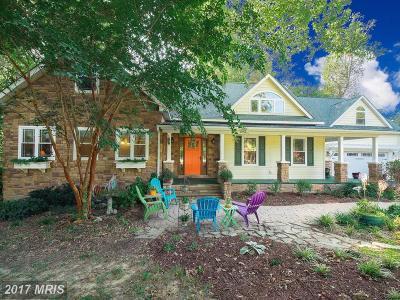 Saint Marys Single Family Home For Sale: 25822 Whiskey Creek Road