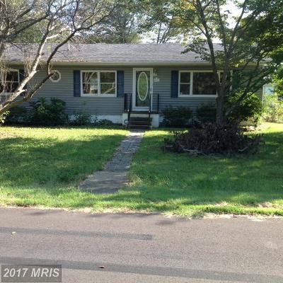 Mechanicsville Single Family Home For Sale: 40311 Bay Drive
