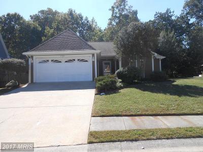 Lexington Park Single Family Home For Sale: 47966 Mayflower Drive